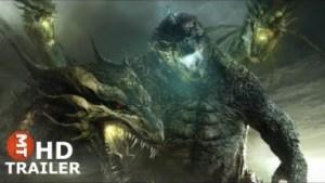 Video: Godzilla: King of Monsters (2019) Trailer Teaser Movie HD